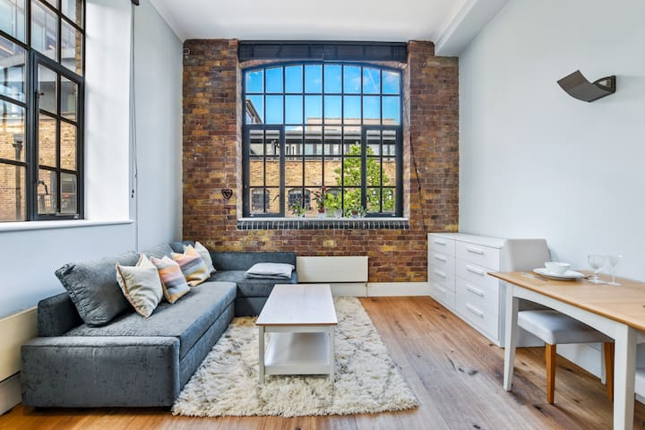 Private Modern Apartment in London Kings Cross