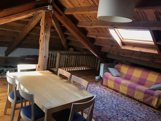 Apartamento de montaña en La Cerdanya, Prullans