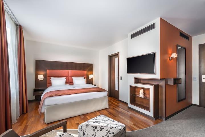Comfort+ Apartment im Aparthotel Treudelberg