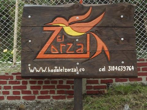HABITACION DOBLE EL ZORZAL