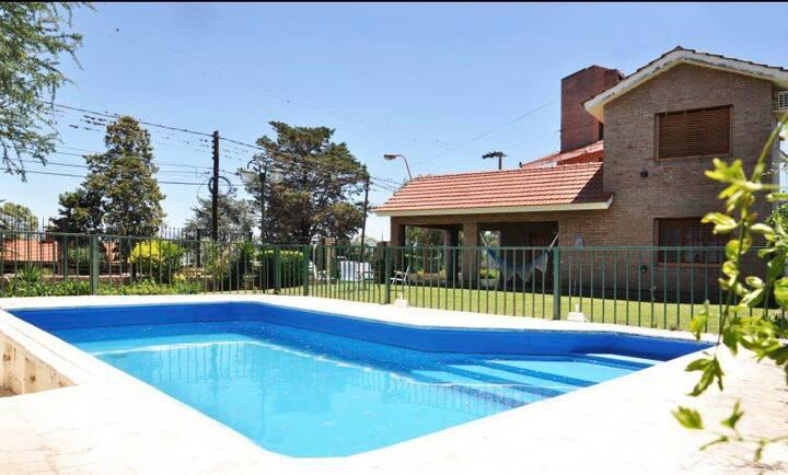 Espectacular Casa de Verano en Costa Azul.