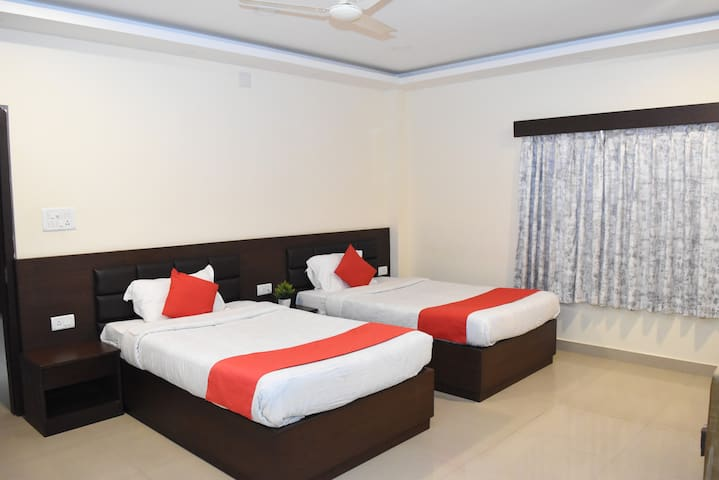 The Acco-Corporate guest house