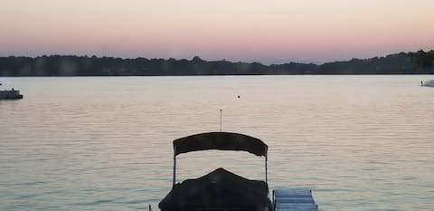 Lake House with a view