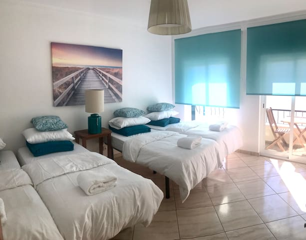 Sunny 1 Bedroom Apartment in Central Alvor