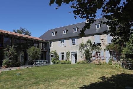 Le Closier - Large Gite - House