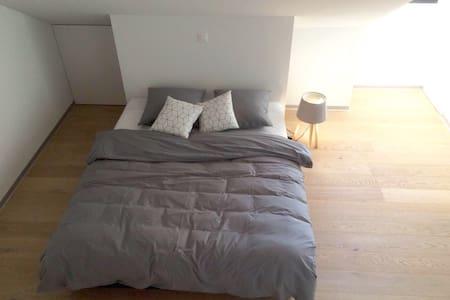 Chambre avec entrée individuelle idéalement située - Estavayer-le-Lac