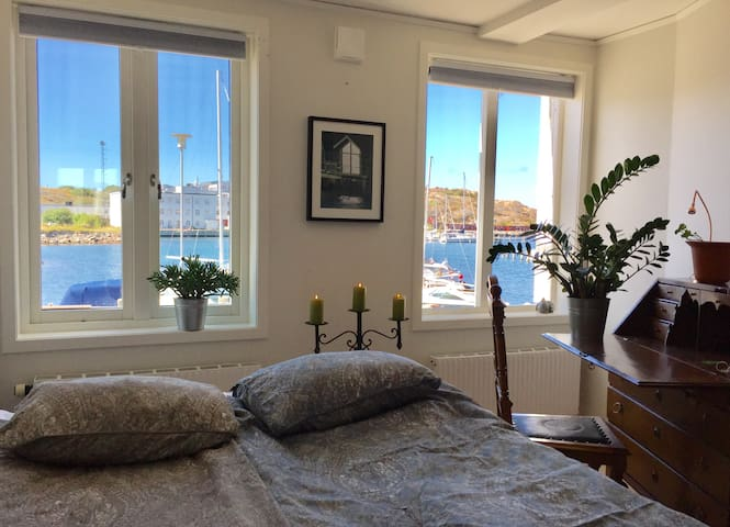 A unique sea-side home in Lysekil