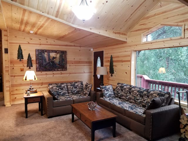 Gorgeous Cabin in the Pines - Sonora - House