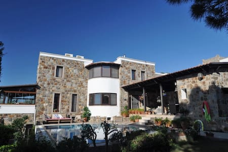 Your Family Villa in Bodrum