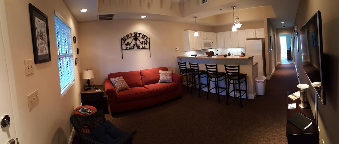 Condo Directly Across From Bristol Motor Speedway!