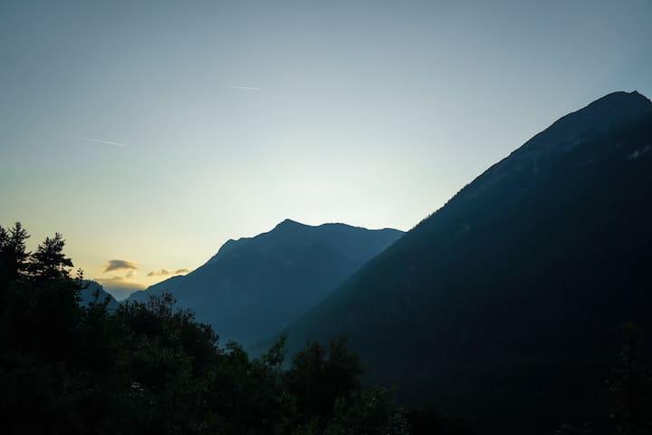 Sleeping Under the Stars - Glamping in Switzerland