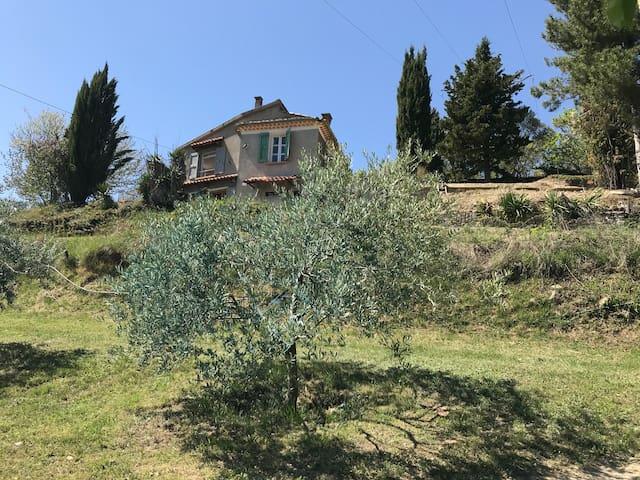 Maison « les cyprès du paradis» : Forcalquier