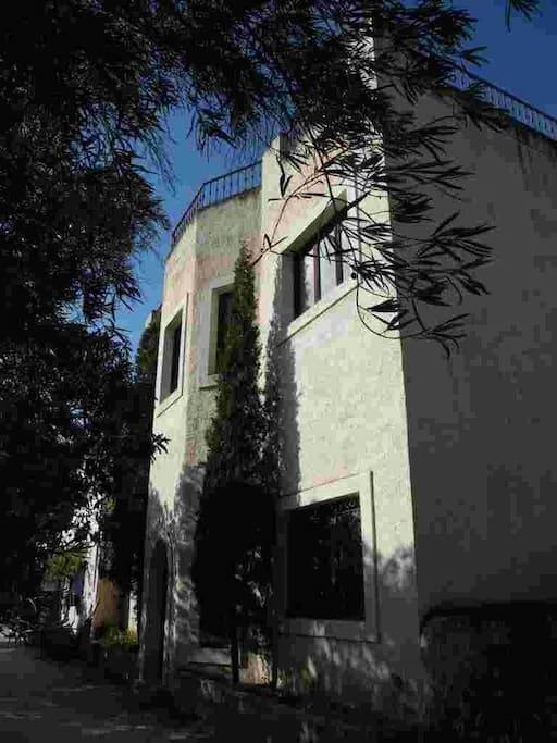 La casa Mirador