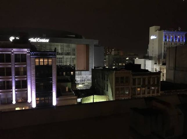 Luxurious Studio in Downtown Newark