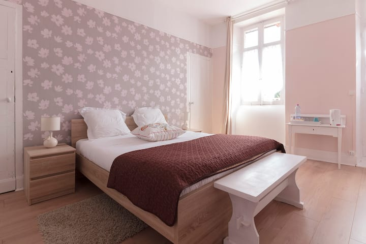 Chambre Montségur avec terrasse