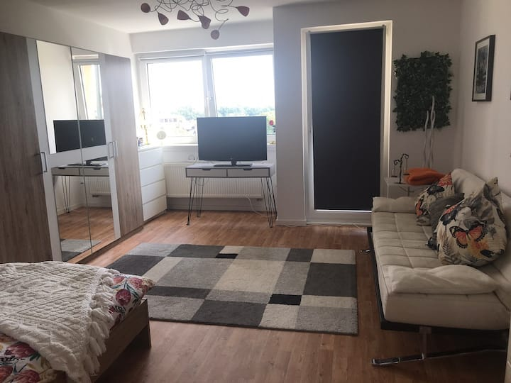 A flat to rent 8 min away from central station