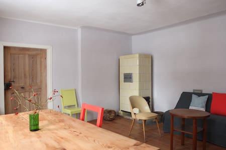 Haushälfte auf Vierseitenhof - Zehdenick