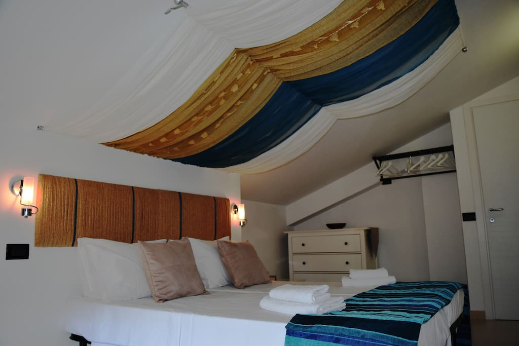 Second bedroom can be used as a twin or a double