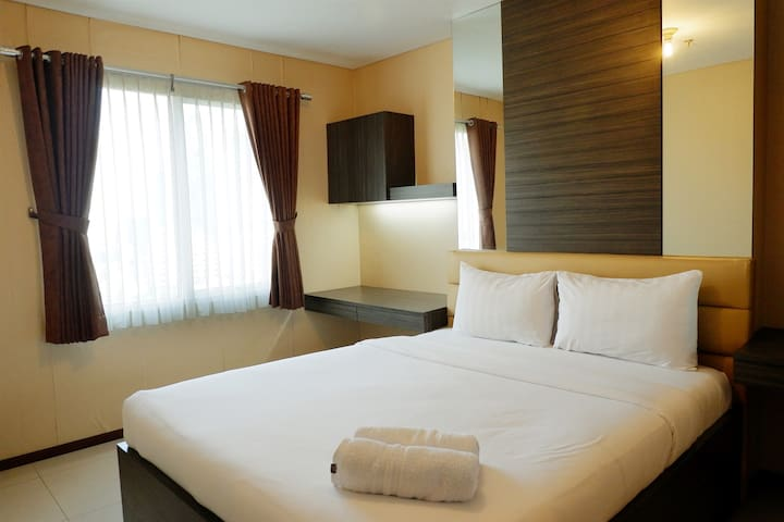 1BR with Sofa Bed Thamrin Executive Apartment