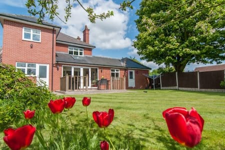 Whirlow Holiday Home - North Lincolnshire