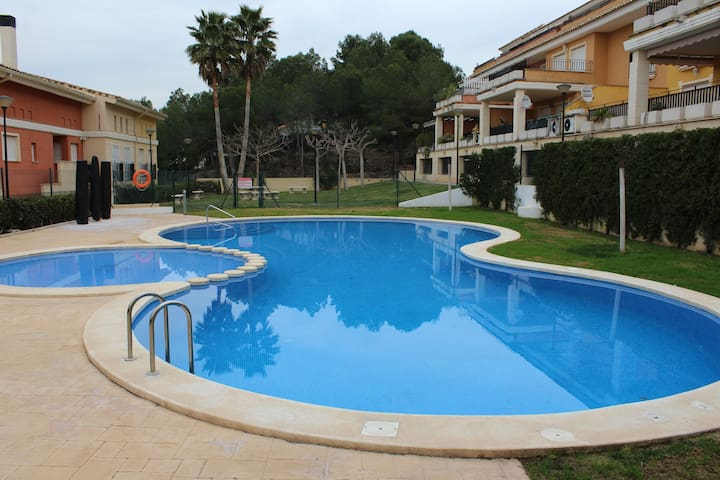 Golf property in one of the best areas of Valencia - Hoya de Buñol - Appartement