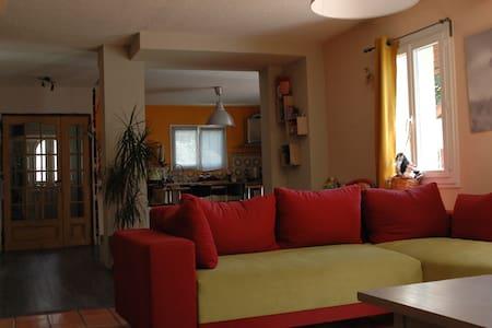 Chambre à 15 mn de Gap - Saint-Bonnet-en-Champsaur