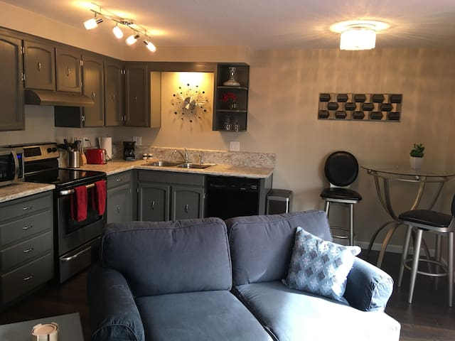 Condo ideal for one or two people. Excellent! - Medford - Apartment