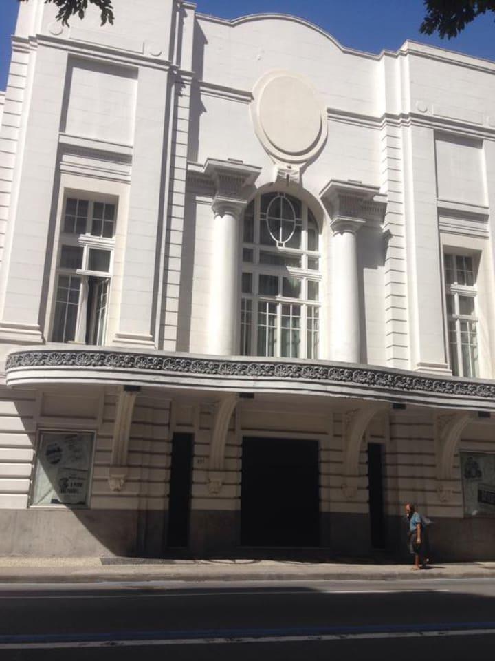Entrada Belmond Copacabana Palace