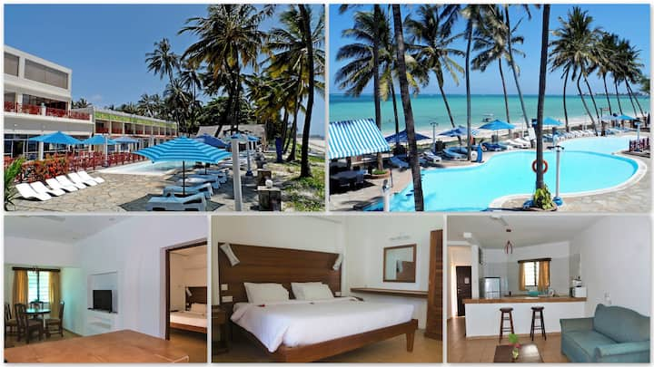 1 Bedroom Furnished Sai Rock Beach Hotel Apartment