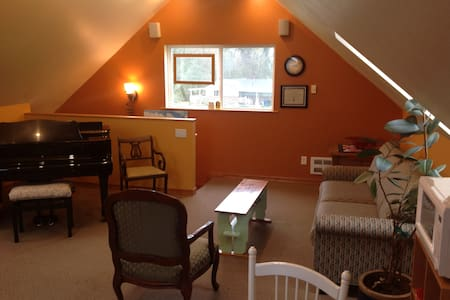 Studio Apartment, Bright, Quiet and Comfortable. - Kent