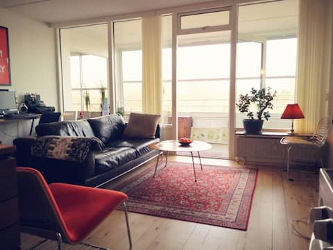 Cheap apartment in Viborg. I will not be there.