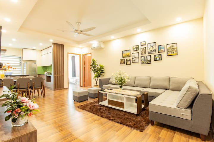 Little Ha Noi 2 -2br Luxury apt in My Dinh plaza 2