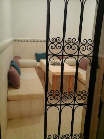 Maison 4 P au cœur de la Médina d'Essaouira - Essaouira - Ev