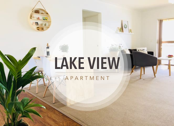 Room In A Lake View Apartment