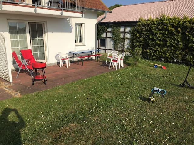 Schöne Wohnung - Ferien auf Rügen