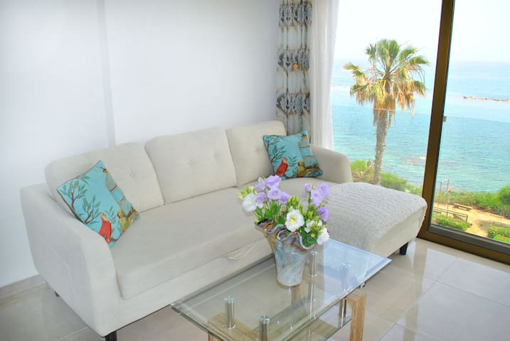 Aphrodite Sea View appartment Zygi