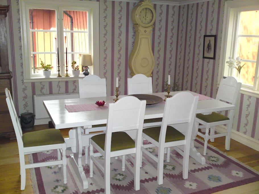 Matsalen/the dining room