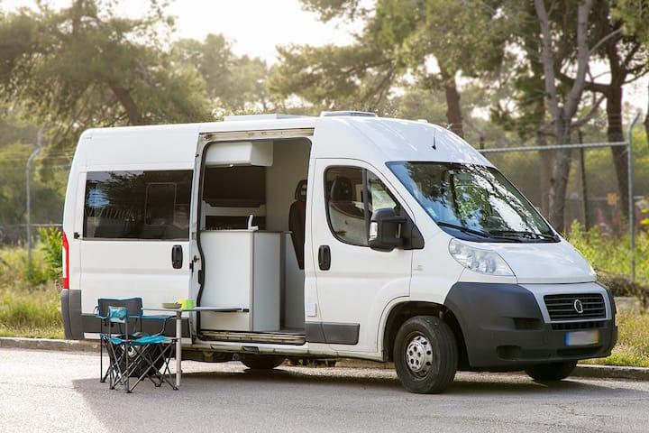 Budget Campervan at Algarve - Atlantic Campers