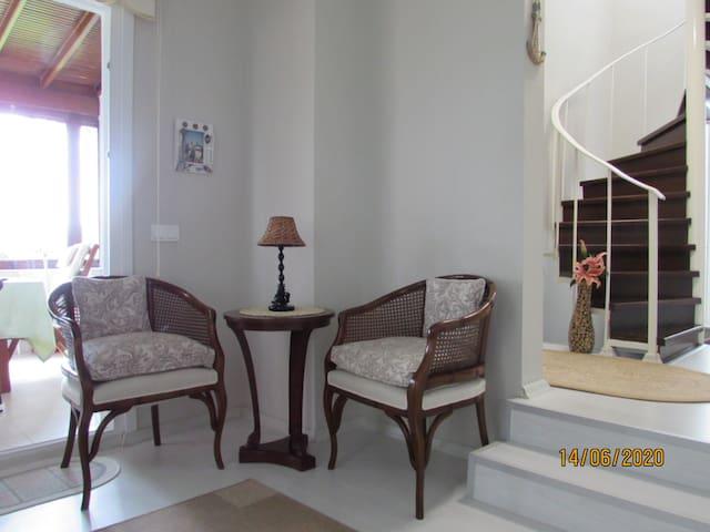 Şile'de Tripleks Deniz Manzaralı Villa