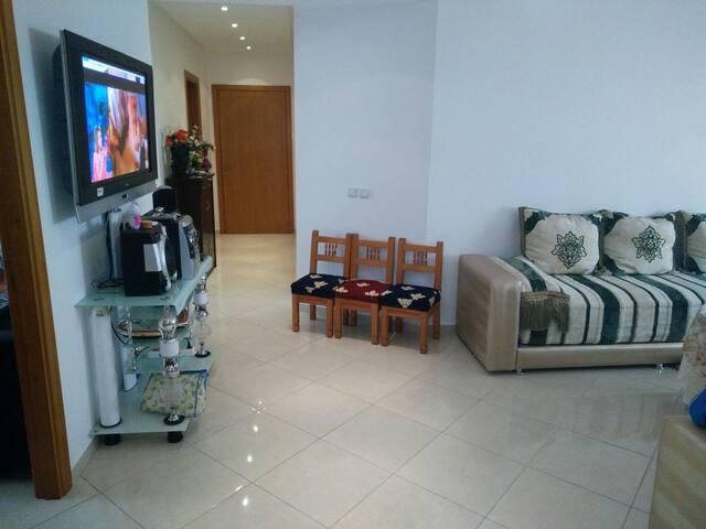 Appart neuf proche centre de Kenitra et oued Sbou