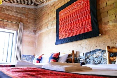 Bungalow#5 - Ky Quan San: Sapa Mountain Eco Lodge