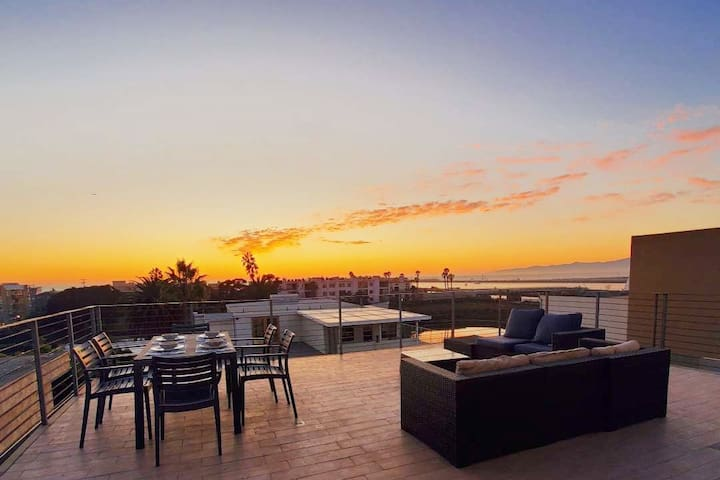 4 Bed Venice Penthouse Million Dollar Sunset Views