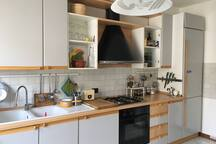 Kitchen, cucina