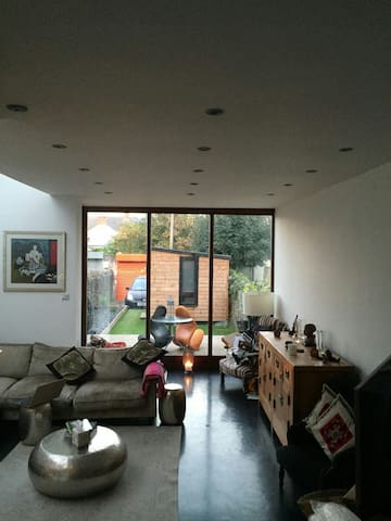 Lovely open easy living space - Cardiff - Apartmen