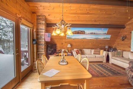 Beaver Cove view lodge