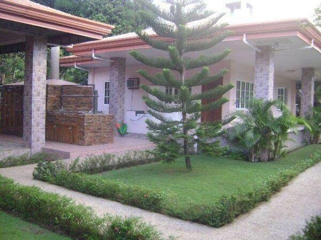 Vacation rental house 2 bedrooms - Dipolog City - Casa