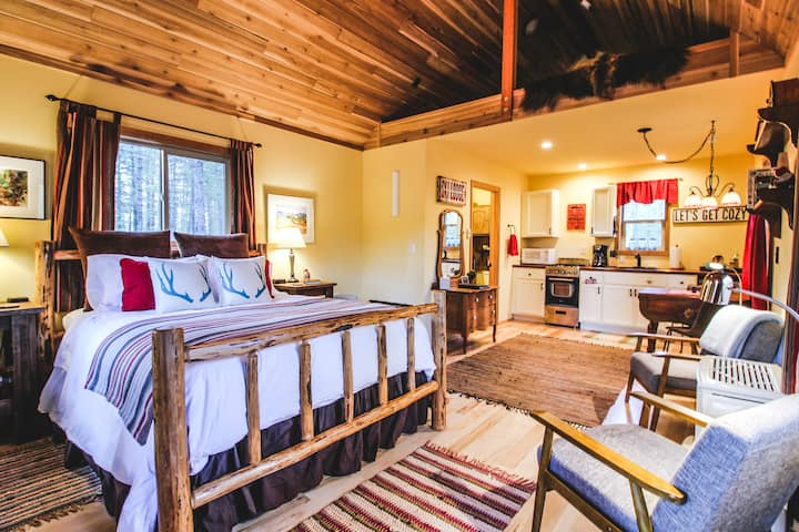Chewelah Cabin Retreat