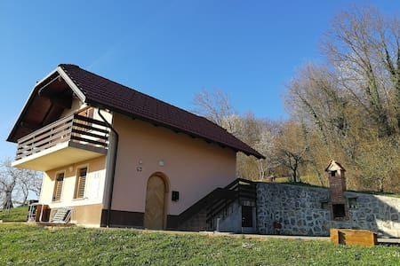 Peaceful, cosy cottage near Kolpa river