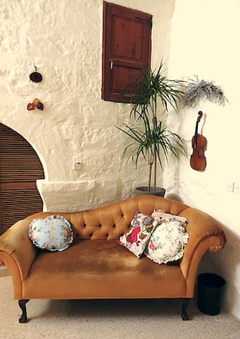 A 350yr old House of Character- Barefoot B&B Gozo - Xagħra - Bed & Breakfast