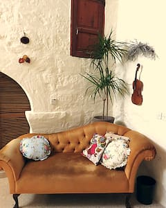 A 350yr old House of Character- Barefoot B&B Gozo - Xagħra - Penzion (B&B)